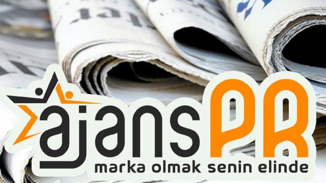 Ulusal gazetelerde PR haberleri yayınlıyoruz