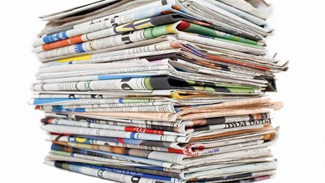 Hürriyet Gazetesi Milliyet Gazetesi Sabah Gazetesi Akşam Gazetesi Posta Gazetesi Star Gazetesi