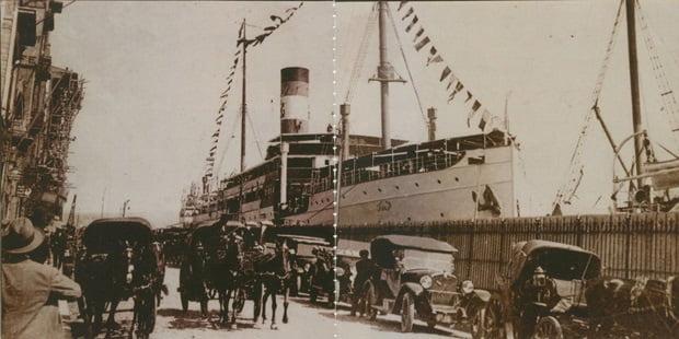 atatürk karadeniz gemisi