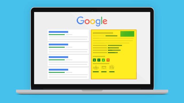 Google bilgi paneli açma